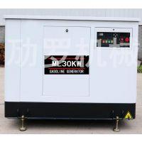 30KW三相汽油发电机价格