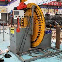 数控钢筋弯圆机KW-2000|自动焊弯圆机|数控弯圆机