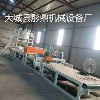 彤鼎供应大型全自动水泥砂浆岩棉复合板设备的具体详情