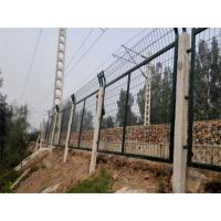铁路防护栅栏@宁夏铁路防护栅栏@铁路防护栅栏厂家