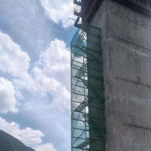 隧道深基坑梯笼爬梯(通达总公司直销)18732828598