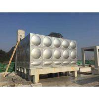 广西合浦SUS304不锈钢水箱多少钱一立方