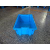 厂家热销6040错位箱 5530错位箱周转箱 收纳箱仓储箱堆垛套叠箱子苏州塑料箱无锡塑料箱