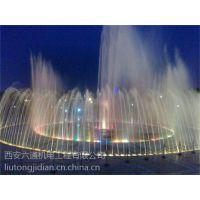 西安喷泉公司西安音乐喷泉公司