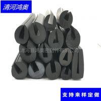 振动筛U型耐磨橡胶条