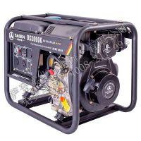 萨登3KW开架式柴油发电机带空调