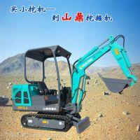 久保田小挖土机多少钱一台 农用小挖土机