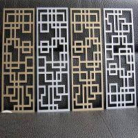 图案雕刻铝板_雕刻铝单板厂家