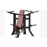 健身房商用力量训练器材 坐式斜推胸训练器 力量器材