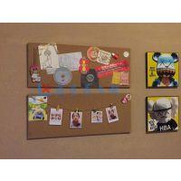 江门软木板厂家X宜城挂式单面软木板C苏州创意照片板供应