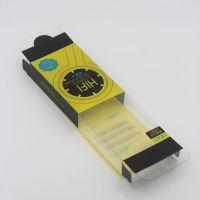 深圳印刷包装 蓝牙耳机定制包装 3c定制盒 pet塑料包装盒