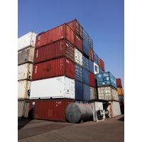 上海二手集装箱出售租赁《上海全新集装箱货柜多少钱?》