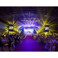 宴会厅灯光场合中摇头光束灯和LED帕灯的使用方法