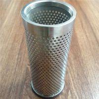 空气过滤不锈钢网筒 丝网卷筒