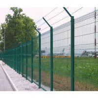 护栏网双边丝护栏圈地绿色铁丝网养殖围栏网