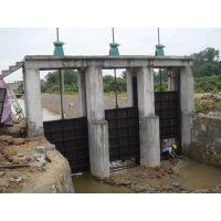 河道用启闭机闸门 钢闸门 机闸一体 渠道用优质螺杆启闭机----新河县信泰水利机械厂