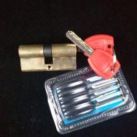 全铜防盗门锁芯 入户防盗门锁芯 厂家批发精品锁芯