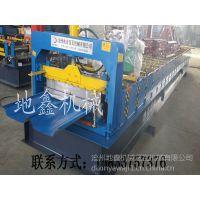 彩钢瓦设备角驰压瓦机成型设备河北地鑫机械
