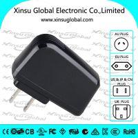 5v1A播放器充电器,USB接口,5V1A便携媒体播放器锂电池充电器