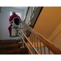 伊春市 池州市启运智能楼梯升降椅 扬州市双轨曲线座椅电梯 老年人楼道升降平台
