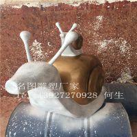 揭阳动物雕塑、名图玻璃钢雕塑厂(图)、园林景观动物雕塑