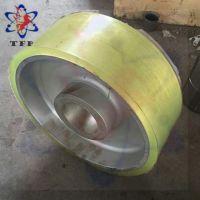 厂家定制聚氨酯轮、pu轮、聚氨酯包胶轮 来图来样加工定制