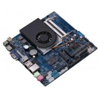 研盛芯控 I5-6200U Skylake4k极清主板 触摸广告一体机主板,双内存槽主板