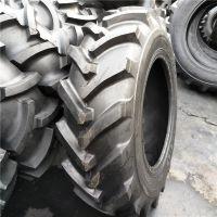 供应前进加密人字花纹14.9-26拖拉机轮胎