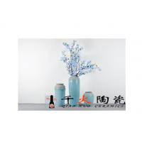 落地陶瓷大花瓶 景德镇陶瓷大花瓶厂家