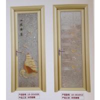 佛山美多裕门窗供应铝合金门窗 定制厕所平开门 隔音防水