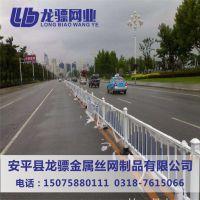 行人防护隔离栏 苏州家庭锌钢围栏 隔离护栏生产厂家