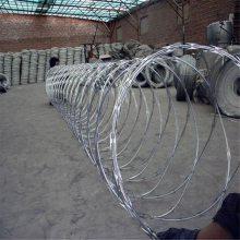 广州刀片刺绳 成都刀片刺绳 刺线围墙
