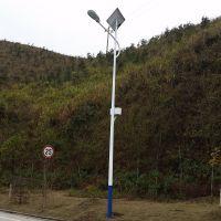 批发路灯杆LED照明灯  广西6米锥形灯柱子新农村一体化太阳能路灯