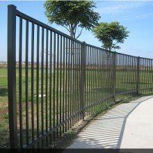 深圳工地锌钢护栏多少钱一米?广州供应新型小区锌钢围栏包安装
