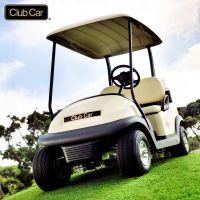 Club Car 两座高尔夫球车老人代步车四轮电瓶车