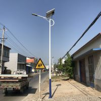 供应湖北宜昌新农村太阳能路灯厂家 特色小镇太阳能路灯批发