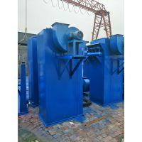 废气处理设备单机布袋除尘器 赣州家具厂除粉尘设备 脉冲式除尘器 64袋