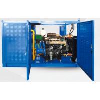 连续油杆作业车液压系统