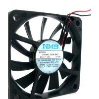 原装NMB 2004KL-01W-B39 5V0.14A 5CM 3线 复印机风扇