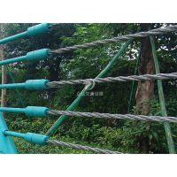 宁波众达厂家供钢索护栏热镀锌钢丝绳护栏