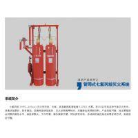 管网式七氟丙烷灭火系统/气体灭火器厂家