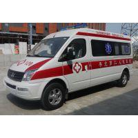 上汽大通V80长轴国五转运型救护车价格
