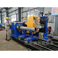 管桁架下料加工设备 相贯线切割机优势 钢管自动切割机价格