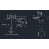 铝型材面板盒盖外壳 机械铝零件 工厂定制开模生产6061 6063工业铝型材