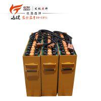 【富余容量10%-15%】水电瓶,电动车电瓶,叉车电池,3VBS210-24V,永华堆高车蓄电池