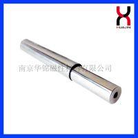 南京华锦 N30-N52钕铁硼 磁铁厂家供应磁棒 D25MM高频磁力棒 钕磁棒 定做磁力棒
