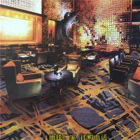 邓州市地毯 七天连锁走廊走道地毯定制 邓州酒店地毯