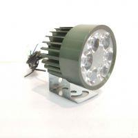 电动车led灯摩托车灯前大灯 6珠通用外置射灯