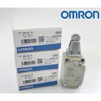 Omron/欧姆龙 WLD-Q/WLD 限位开关【全银点】现货