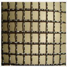 不锈钢轧花网厂 葡萄架钢丝网 小轧花网
